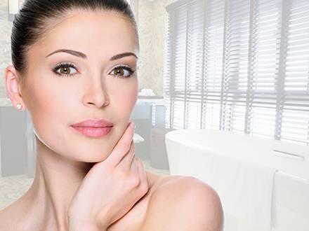 Visage botox