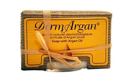 Savon bio à l'huile d'argan