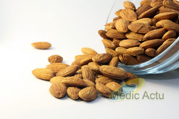 Amandes Sechees