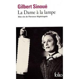 La couverture de la biographie de Florence Nightingale, aux éditions Folio