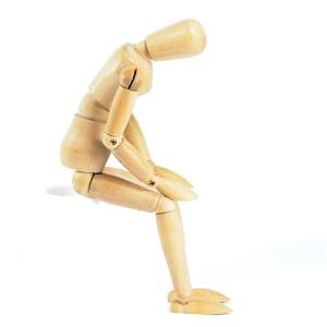 La douleur au coccyx se fait sentir quand on s'asseoie