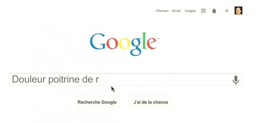 Quand Dany Boon rechercher sur Google