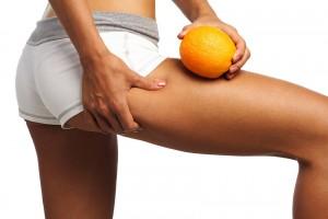 Massage anti cellulite et peau d'orange